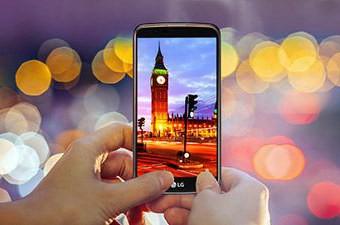 گوشی هوشمند LGK10 -پرفروش ترین میان رده ال جی