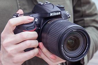 خرید آنلاین دوربین های نیکون Nikon باتخفیف ویژه در دیجی کالا
