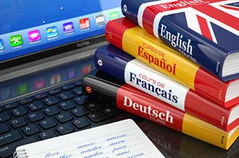 مجموعه آموزشهای زبان های خارجی